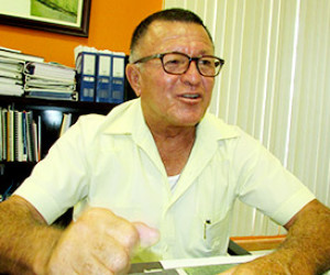 INTERVIEW WITH THE HON. JOSE MANUEL HEREDIA JR.  MINISTER OF TOURISM