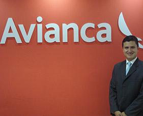 JULIO GAMERO-vicepresidente de las unidades de negocio de Avianca Ecuador IGMInvestments