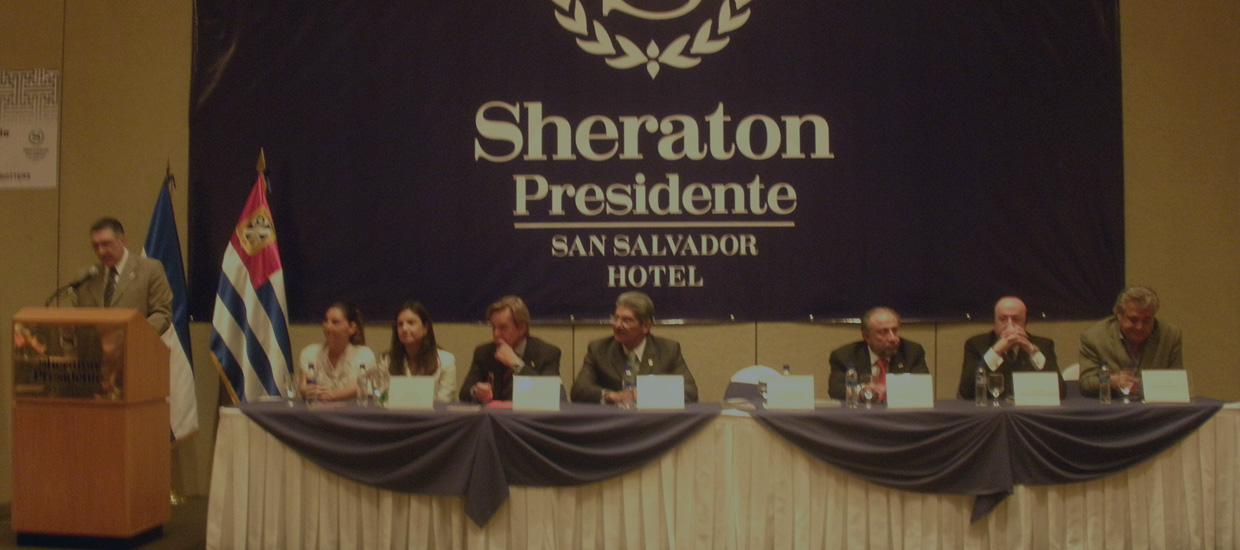 Banner IgmInvestment Sheraton Hotel Salvador Image 1