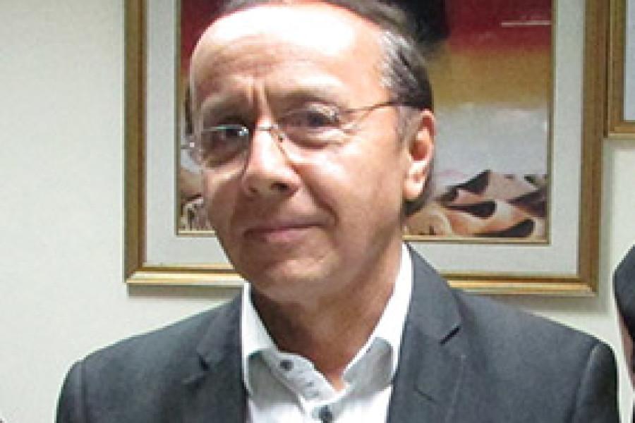 ENTREVISTA AL SR. GERSON MARTINEZ